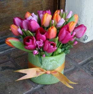 tulipcenterpiece
